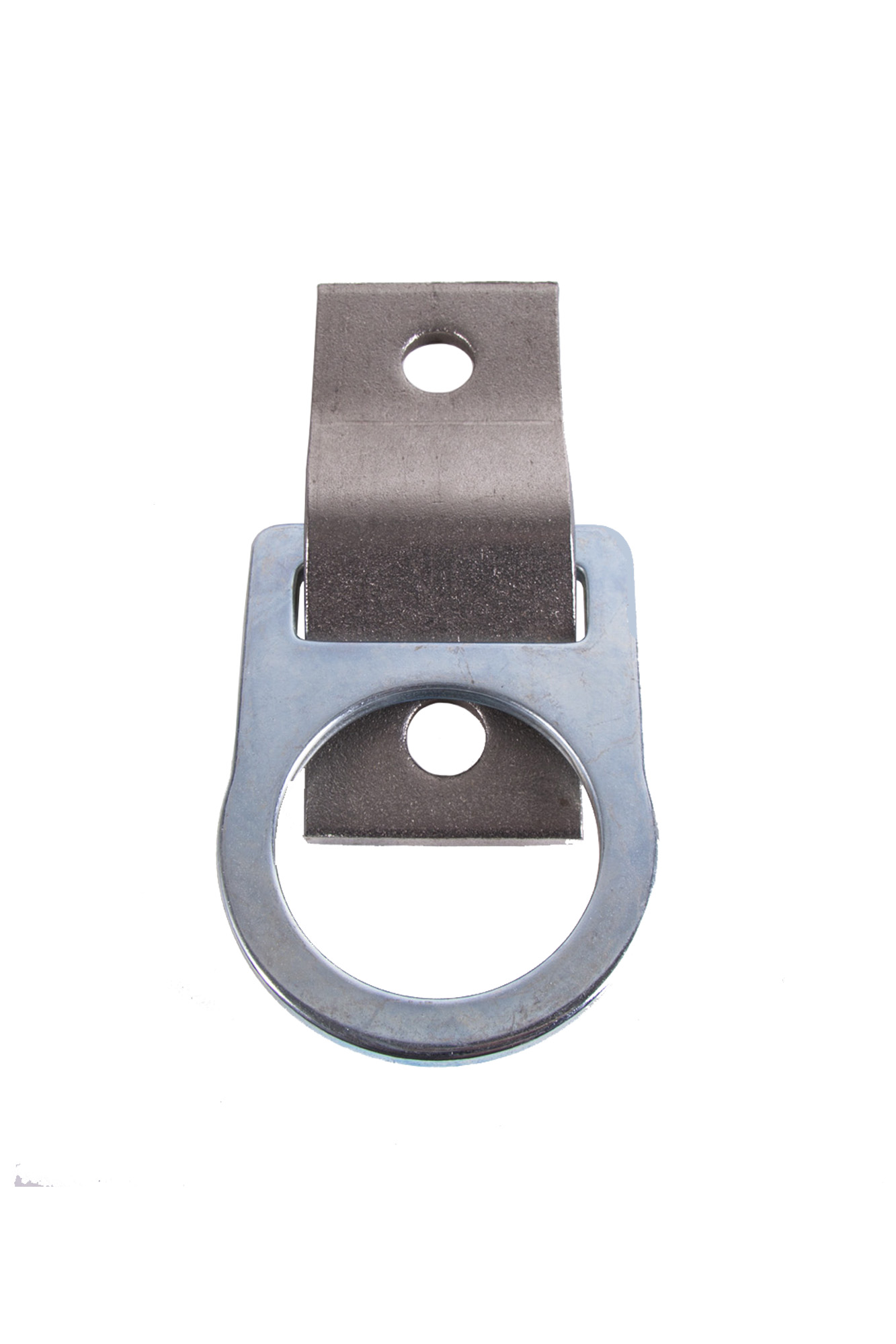 GUARDIAN FALL PROTECTION 00250 Standing Seam Roof Clamp, Powder-Coated/Galvanized Steel, Yellow, For SRLs Reusable