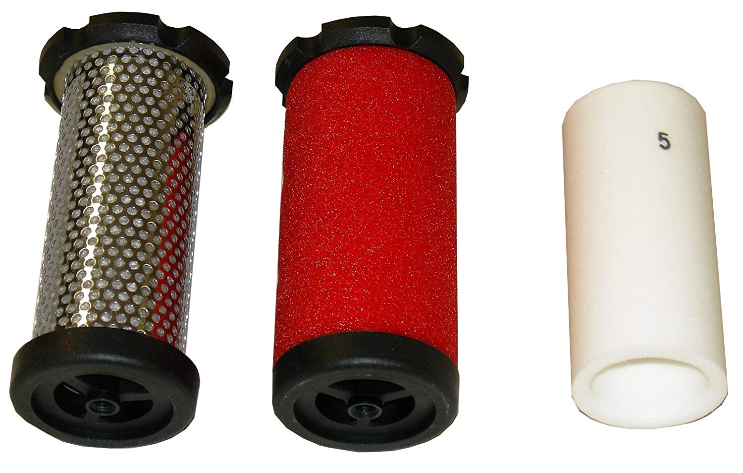 AIR® BB100-D BB100 Series Replacement Charcoal Filter, For BB100-CO Breathing Air Filtration System