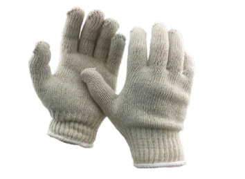 Diamond M DM-GL11200 General Purpose Gloves, Large, Brown