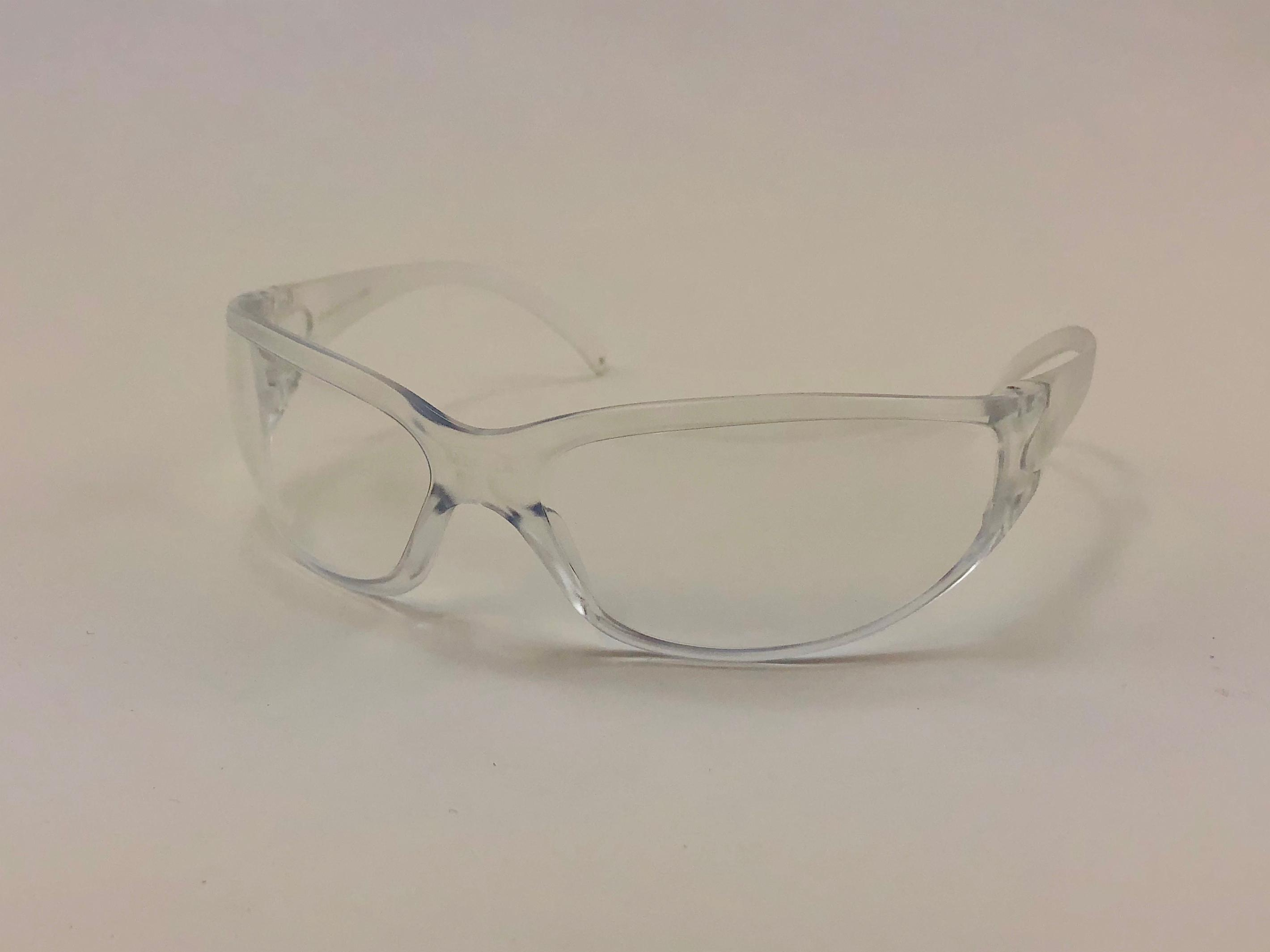 Diamond M SG4600C 4600 Series Over the Glass Style Safety Glasses, Clear