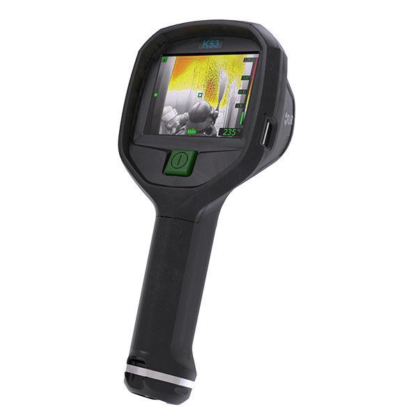 FLIR® 72203-0411 K33 Series Thermal Imaging Infrared Camera, 4 in Backlit LCD, 240 X 180 Pixels, 3.6 V Lithium-Ion Battery, Black