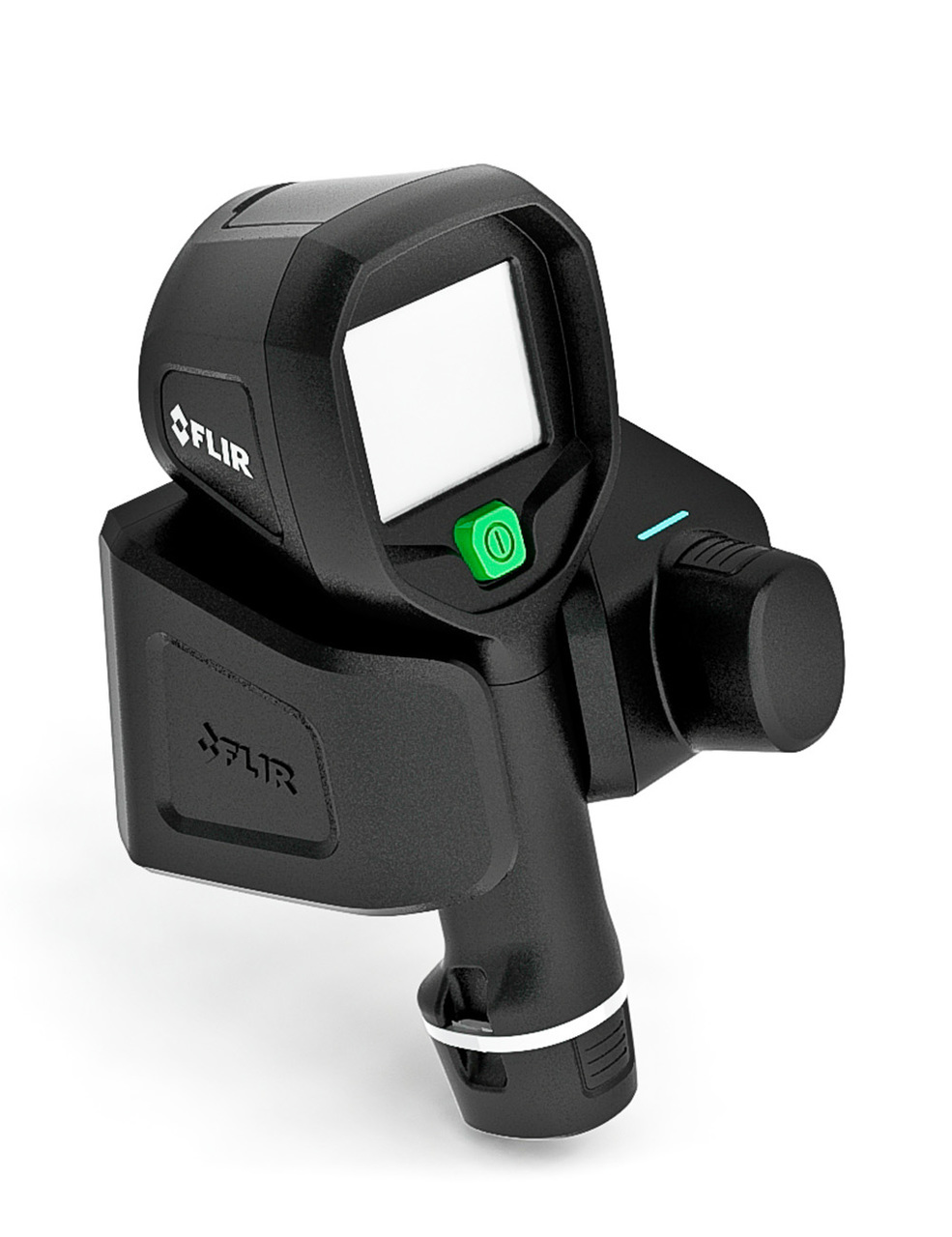 FLIR® T199368ACC Rechargeable Battery, Lithium-Ion, 4.4 Ah Nominal Capacity, 3 v Nominal, 4.3 X 2.4 X 1.8 in, For FLIR K45, FLIR K55, FLIR K65 IR Cameras and Thermometers