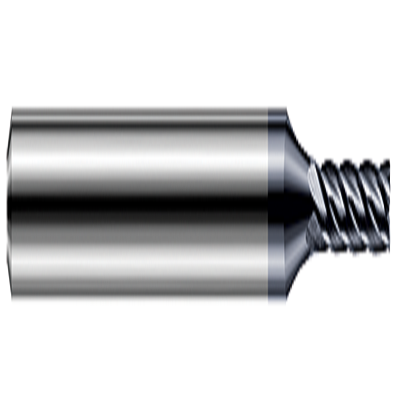 Chicago-Latrobe® 55436 190 General Purpose Silver & Deming Drill, 9/16 in Drill - Fraction, 0.5625 in Drill - Decimal Inch, 1/2 in Shank, HSS
