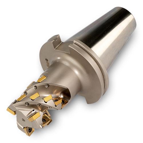 Ingersoll 2901936 Milling Insert, SDMS Insert, 130515 Insert, Carbide, Manufacturer's Grade: IN4005, Squared Shape
