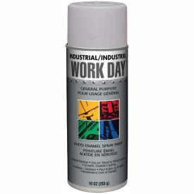 Krylon® 2416 Spray Paint, 12 oz Container, Liquid Form, OSHA Safety Blue