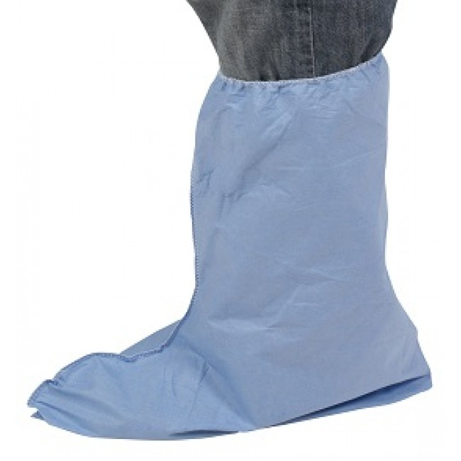 Lakeland® 01414-4XB Tyvek™ Attached Hood Coverall, 4X-Large, Blue