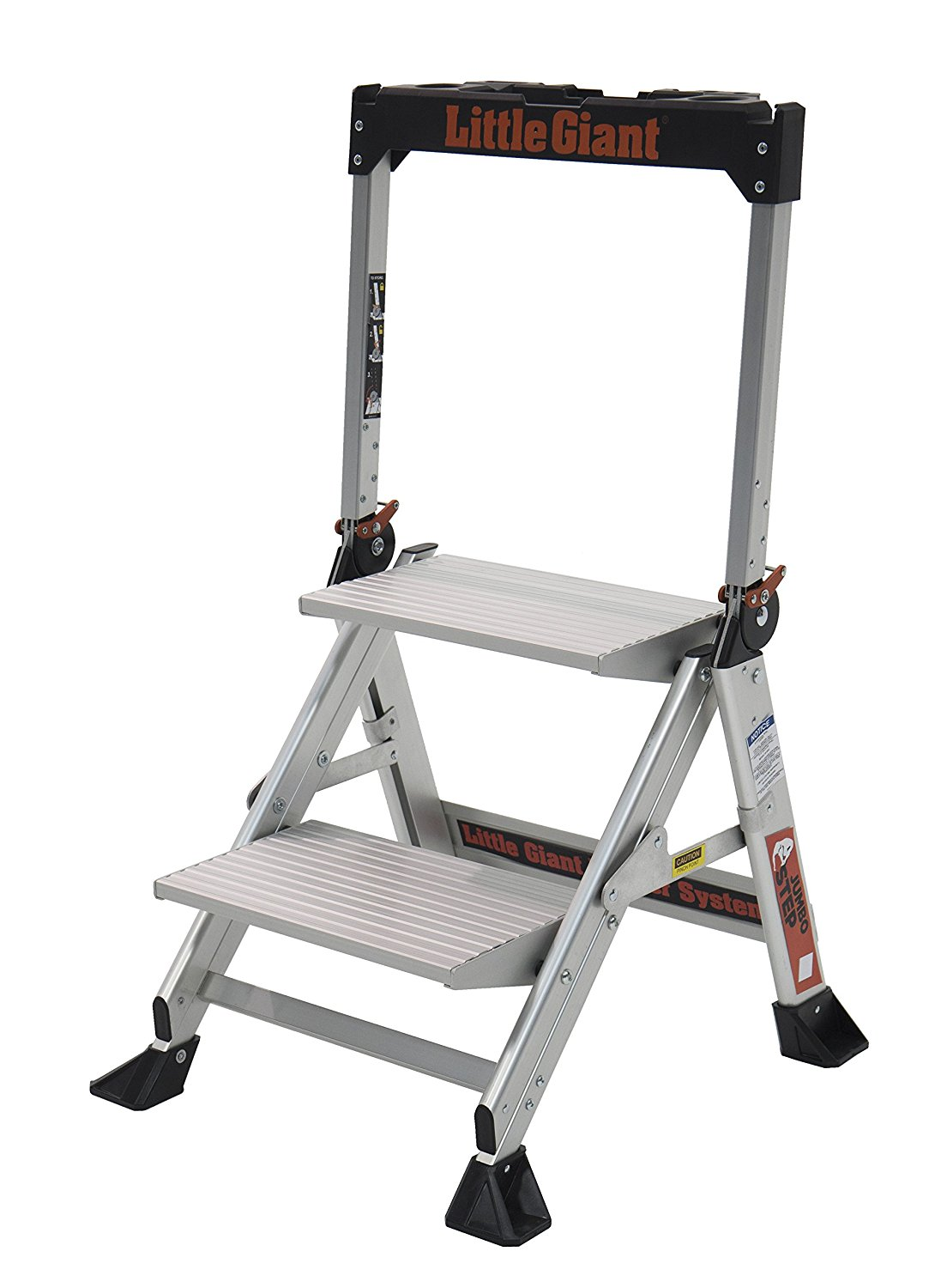 Little Giant® 10111 Wing Span Wall Stand-Off Accessory, PLUS FREIGHT