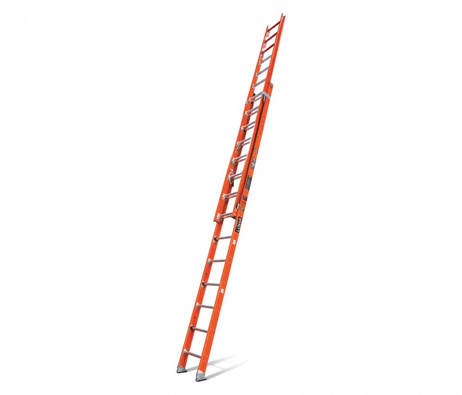 Little Giant® 15388-001 MightyLite 8 ft Step Ladder, 375 lbs, IAA ANSI, Fiberglass