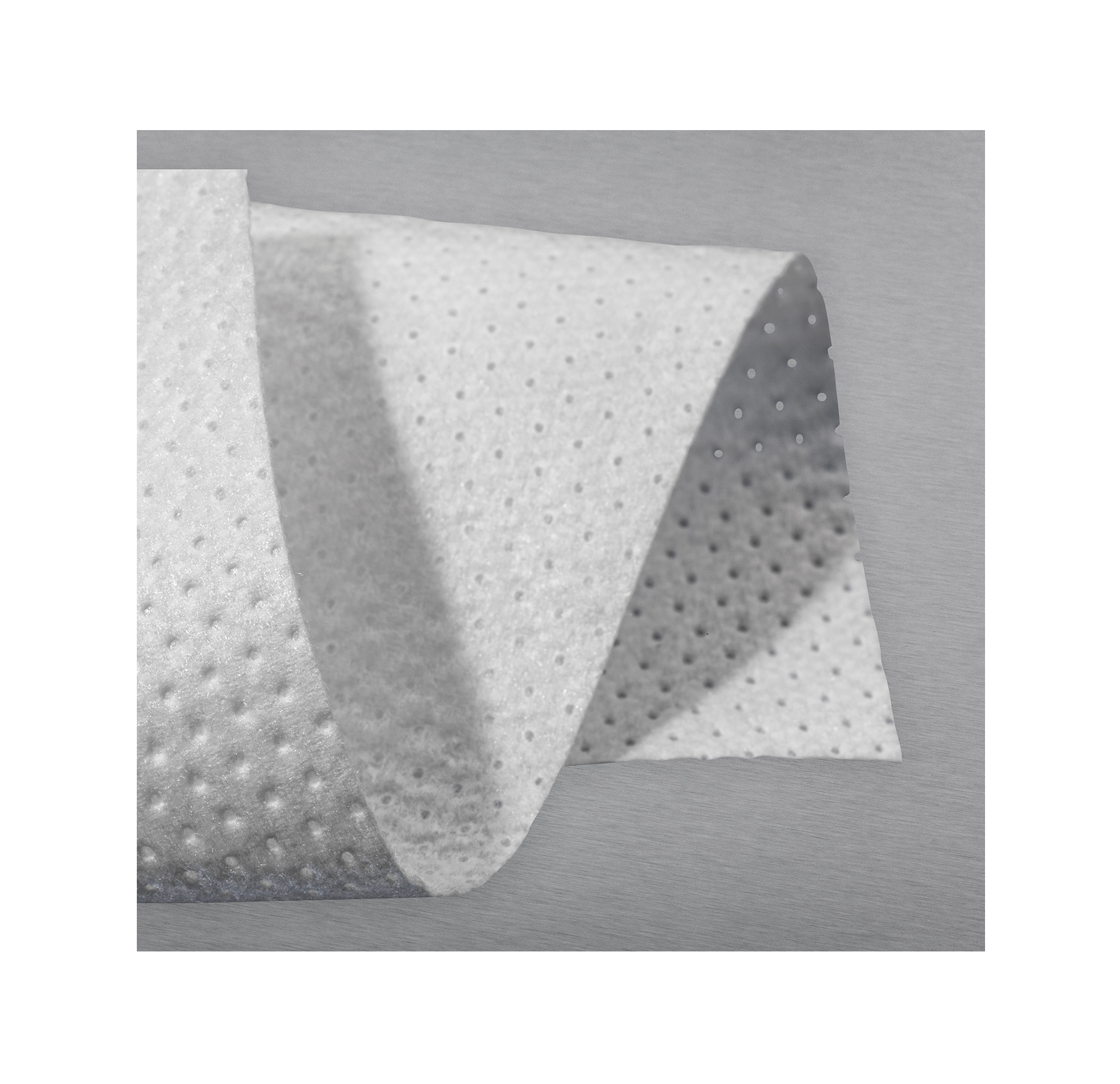 FG Clean Wipes 7722599L00 7225 Series Clean Room Wipe, Heavyweight, Laundered, 9 in WD X 9 in LG, 150 Wipes, Knit Polyester
