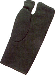 National Safety Apparel® M61TCXX11 M61TC Series Heat Resistant Gloves, 11 in LG, 22 oz Thermobest Mitten, Unlined
