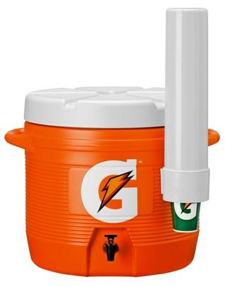 Gatorade® 33665 Instant Sports Drink Mix, 8.5 oz, 1 gal Yield, Powder Form, Riptide Rush