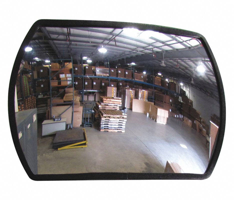 Se-Kure ONV-360-26 360 deg Dome Mirror, Full Dome, 26 in, Acrylic Lens