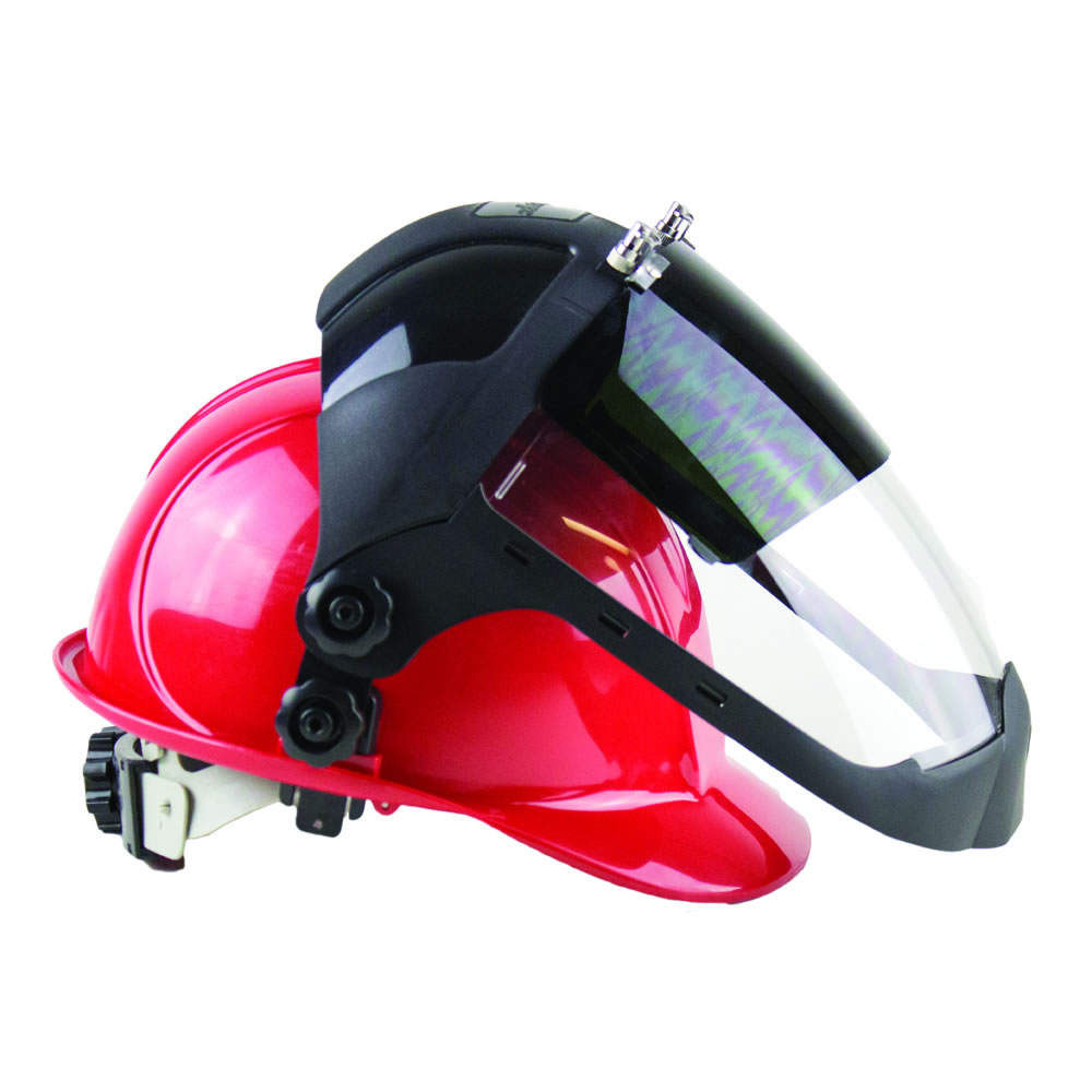 Sellstrom® KPUFO3 KneePro Ultra Flex III Series Knee Pad, Tough Polypropylene Plastic Shell, Gray Shell/Orange Grip Strip, Square Edge