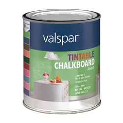Whiteboard & Chalkboard Paint