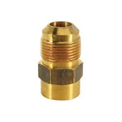 Brass Pipe Flare Unions