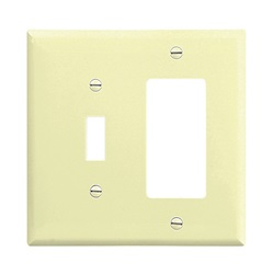Combination Wallplates
