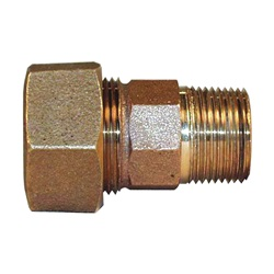 Brass Pipe Compression Couplings