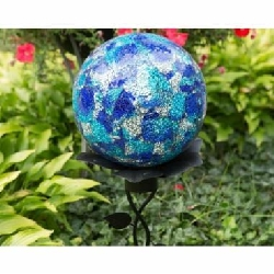 Glass Gazing Balls & Globes