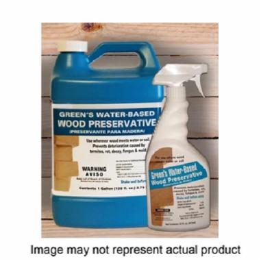 Wood Cleaners & Preservatives