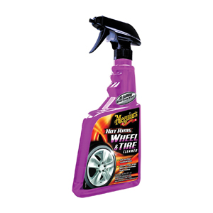 Tire & Wheel Cleaners