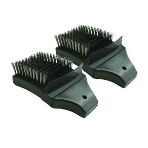 Replacement Grill Brush Heads & Cleaning Blocks