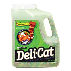 Cat Food & Snacks