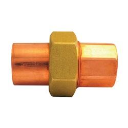 Copper Pipe Unions