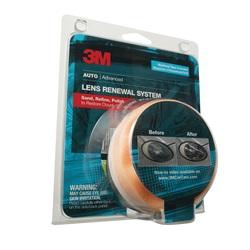 Headlight Renewal Kit