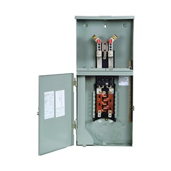 Panel Boxes, Disconnects, Meters & Switches