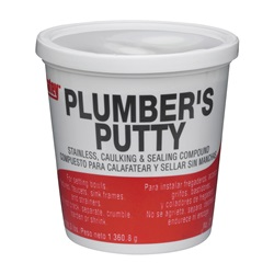 Plumbers Putty & Epoxy