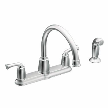 Two-Handle Kitchen Faucets