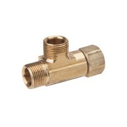 Brass Pipe Tees