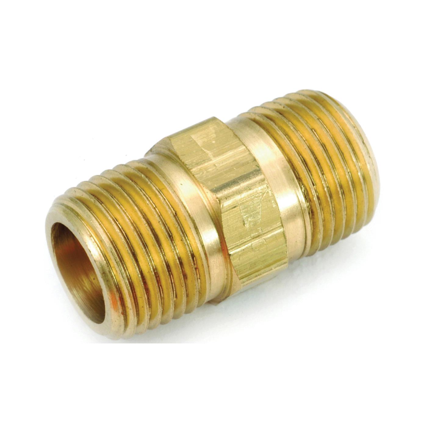 Brass Anderson Metals 38300-0660 Nipple