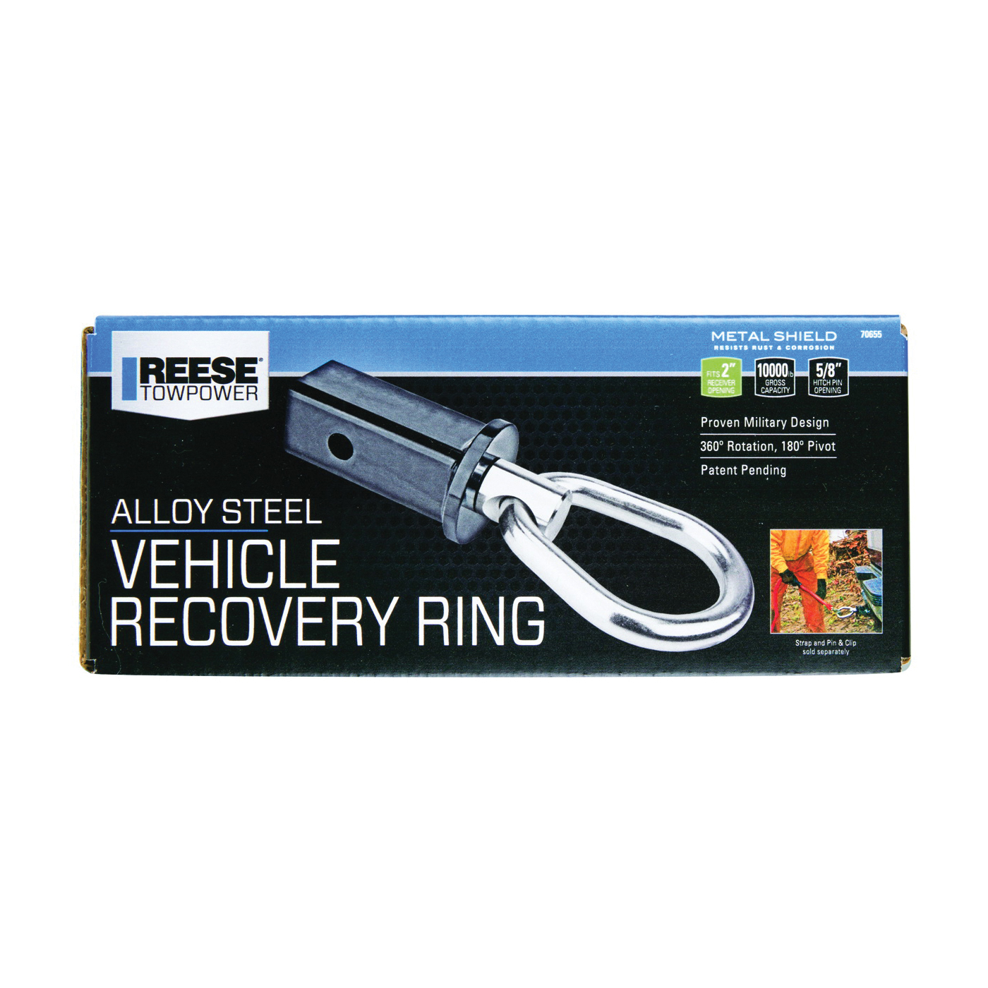 REESE TOWPOWER 70655