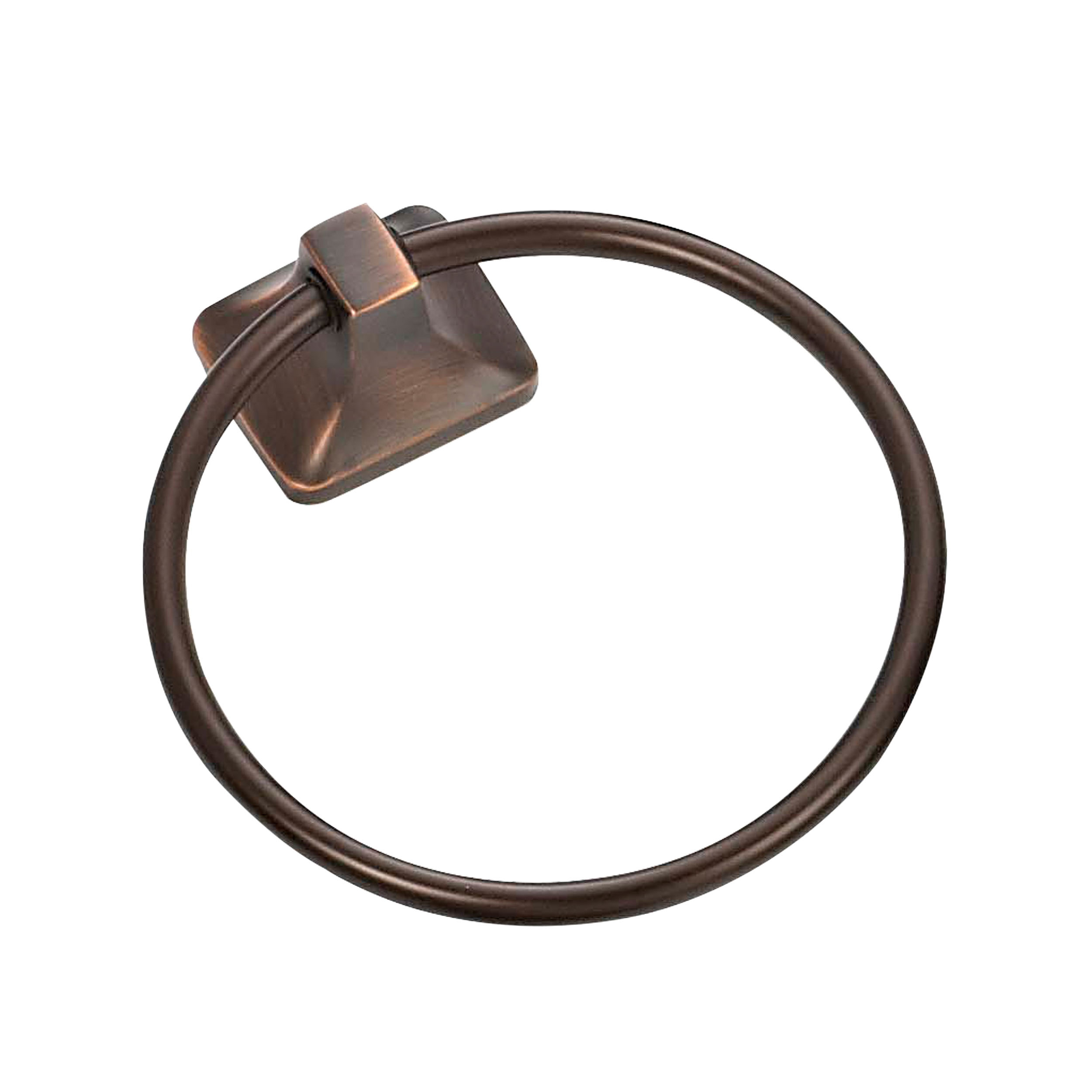 Mintcraft 3660-07-SOU Towel Ring Brushed Nickel