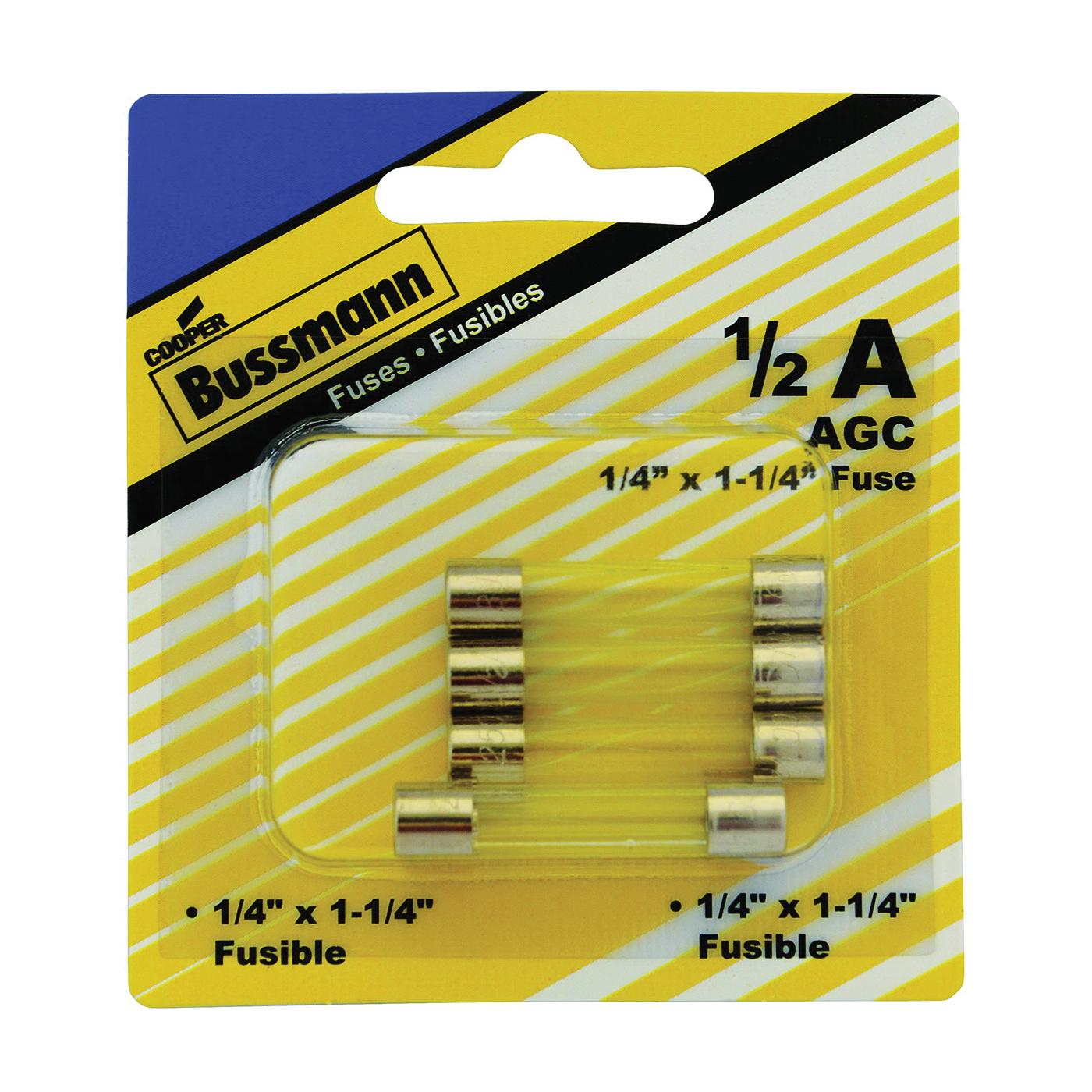 Bussmann BP/AGC-1/2-RP