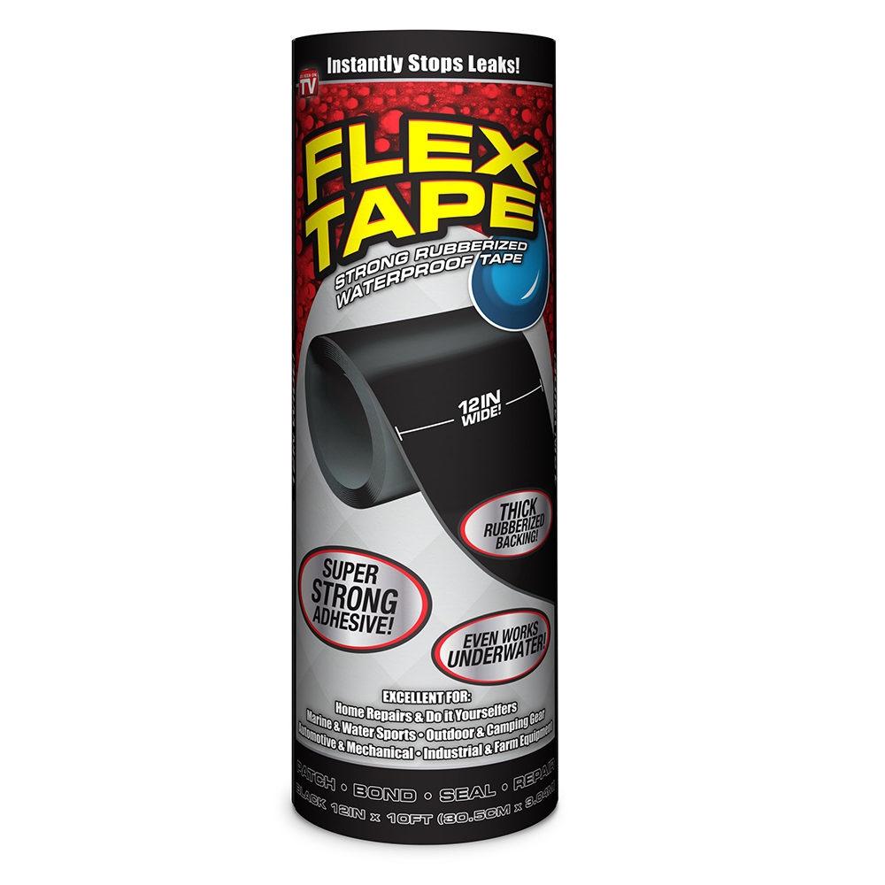 FLEX TAPE TFSBLKR1210