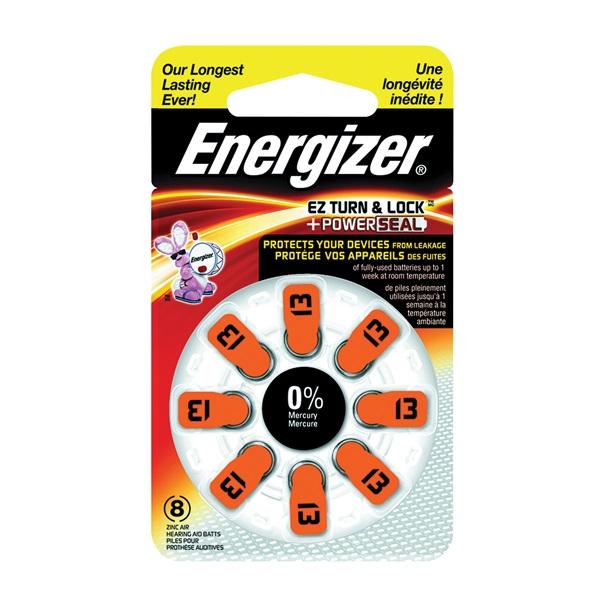 Energizer AZ13DP-8