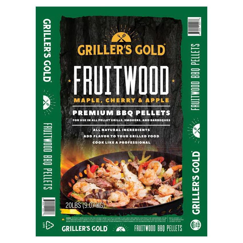 GRILLER'S GOLD GGFR20