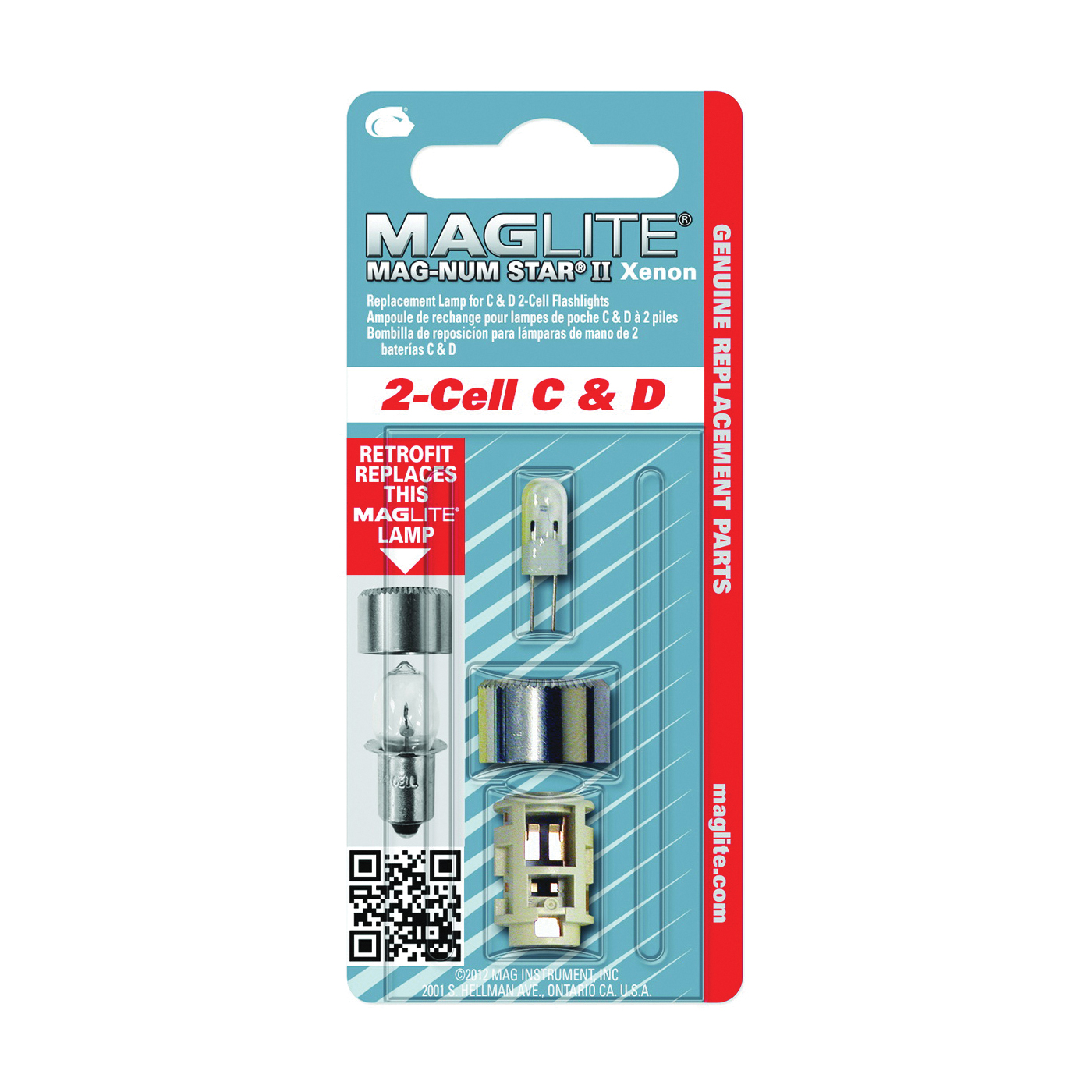 MagLite LMXA201