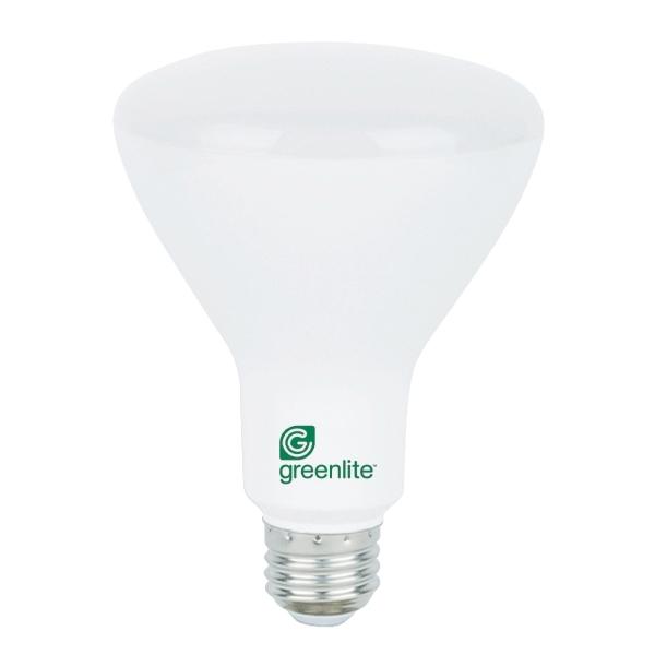 Greenlite 8W/LED/BR30/D