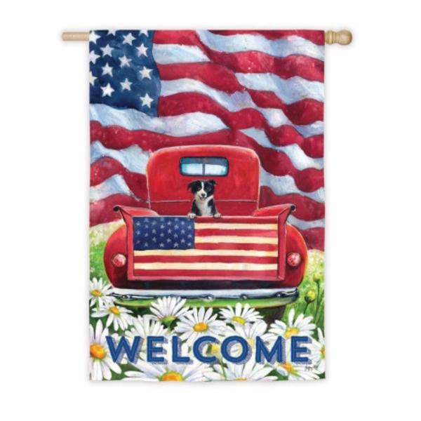 Evergreen Flag 13S3396