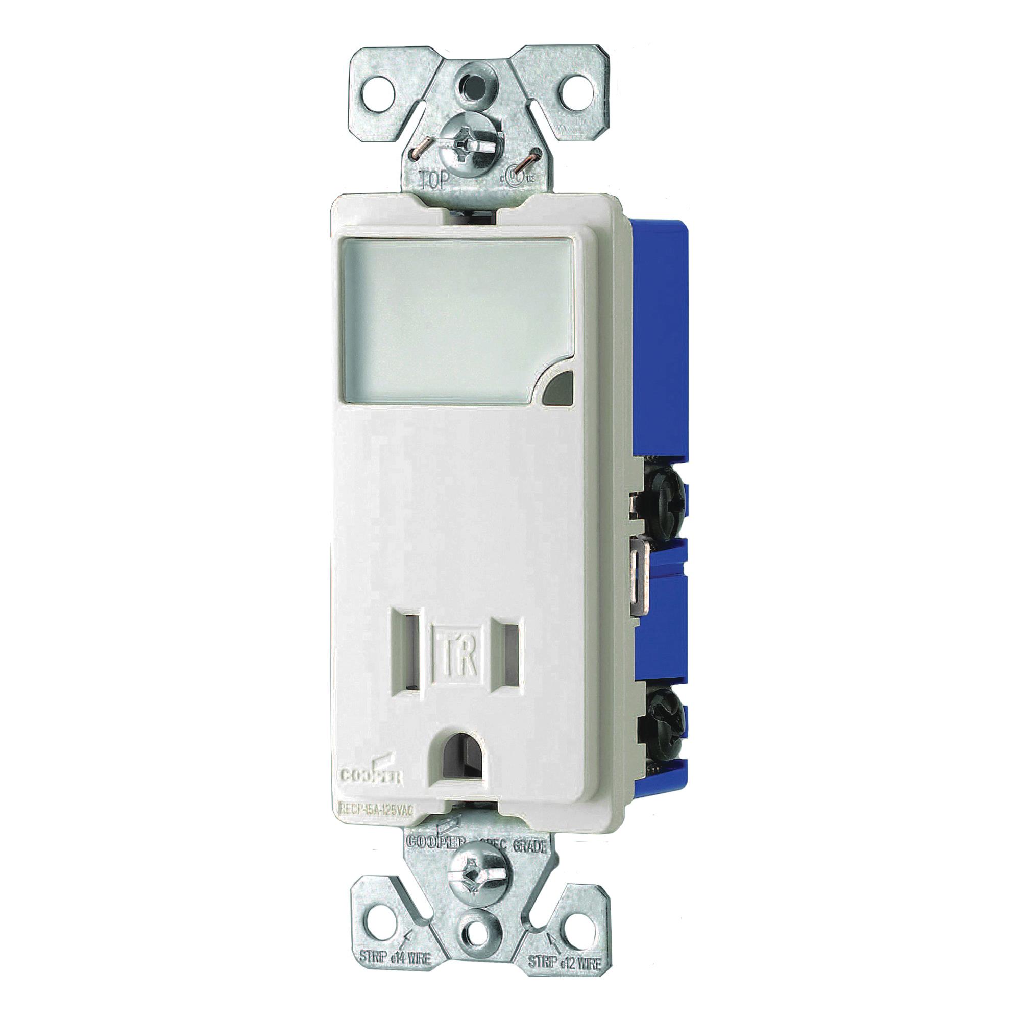 Eaton Cooper Wiring TR7735W-K-L