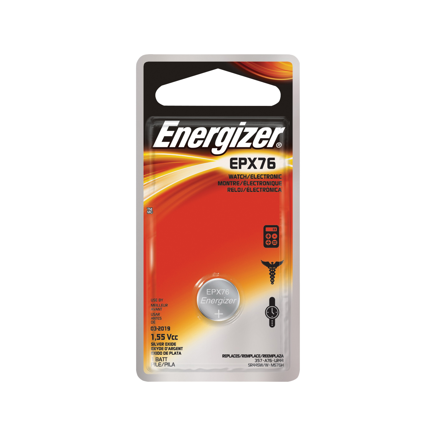 Energizer EPX76BPZ