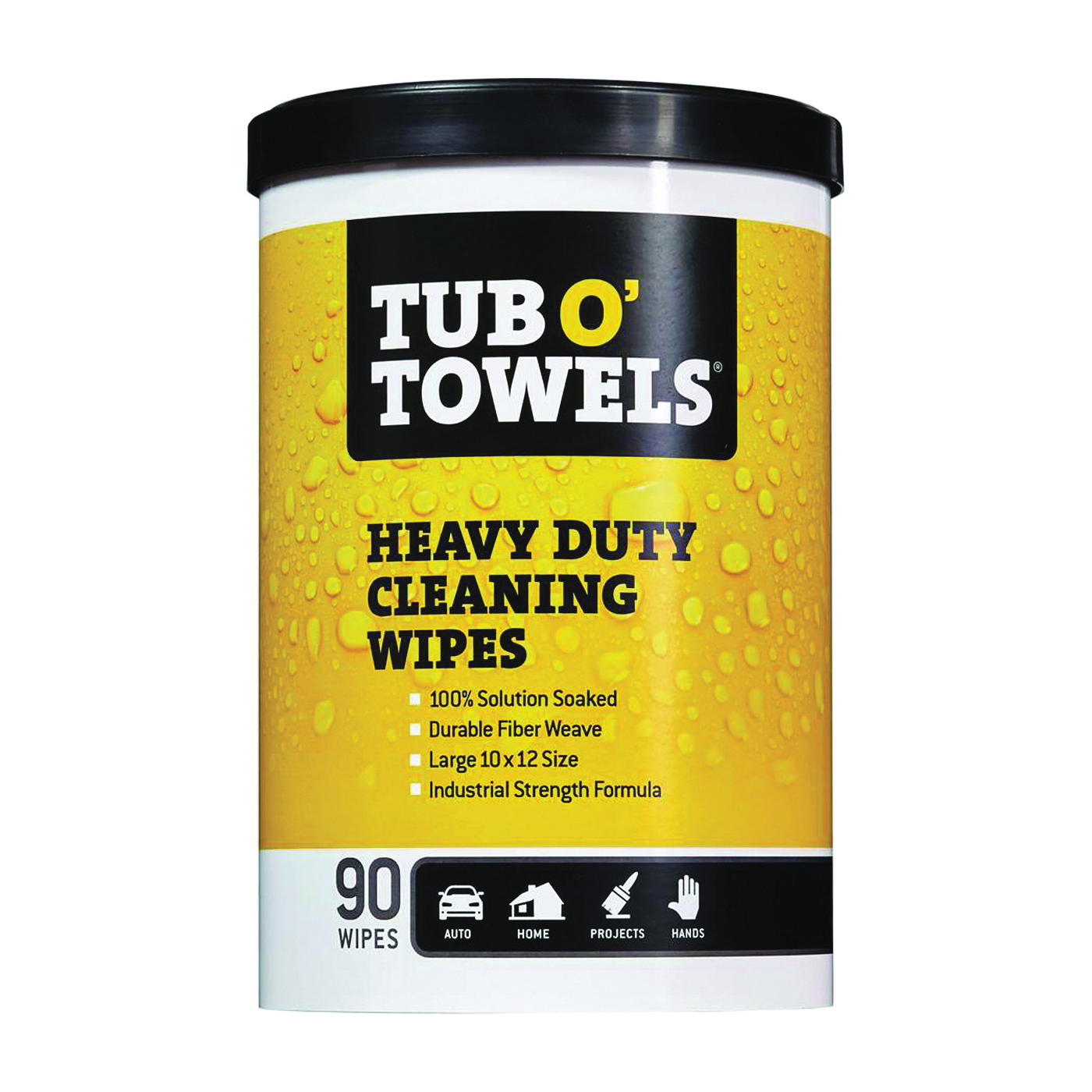 Tub O'Towels TW90