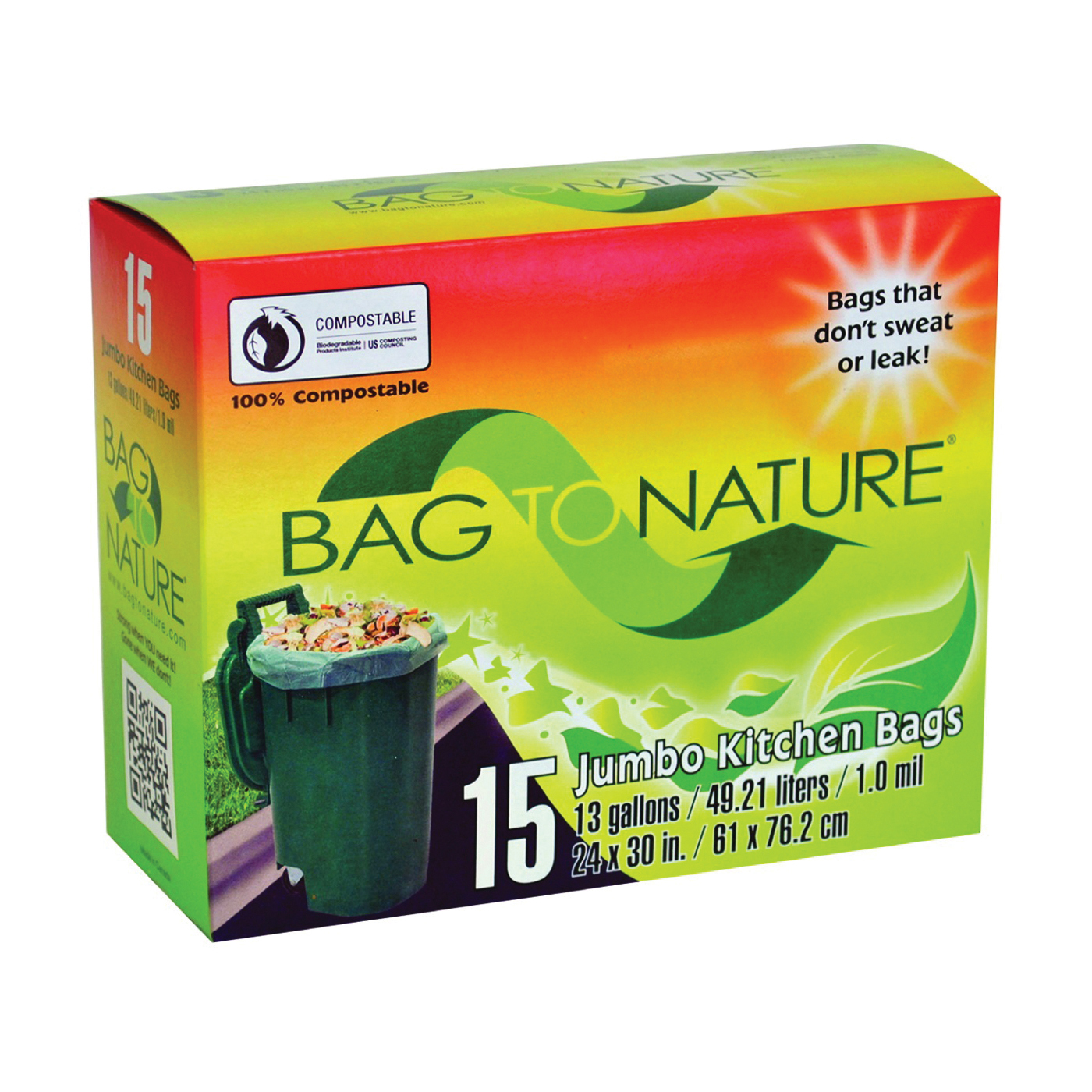 BAG TO NATURE MBP24205