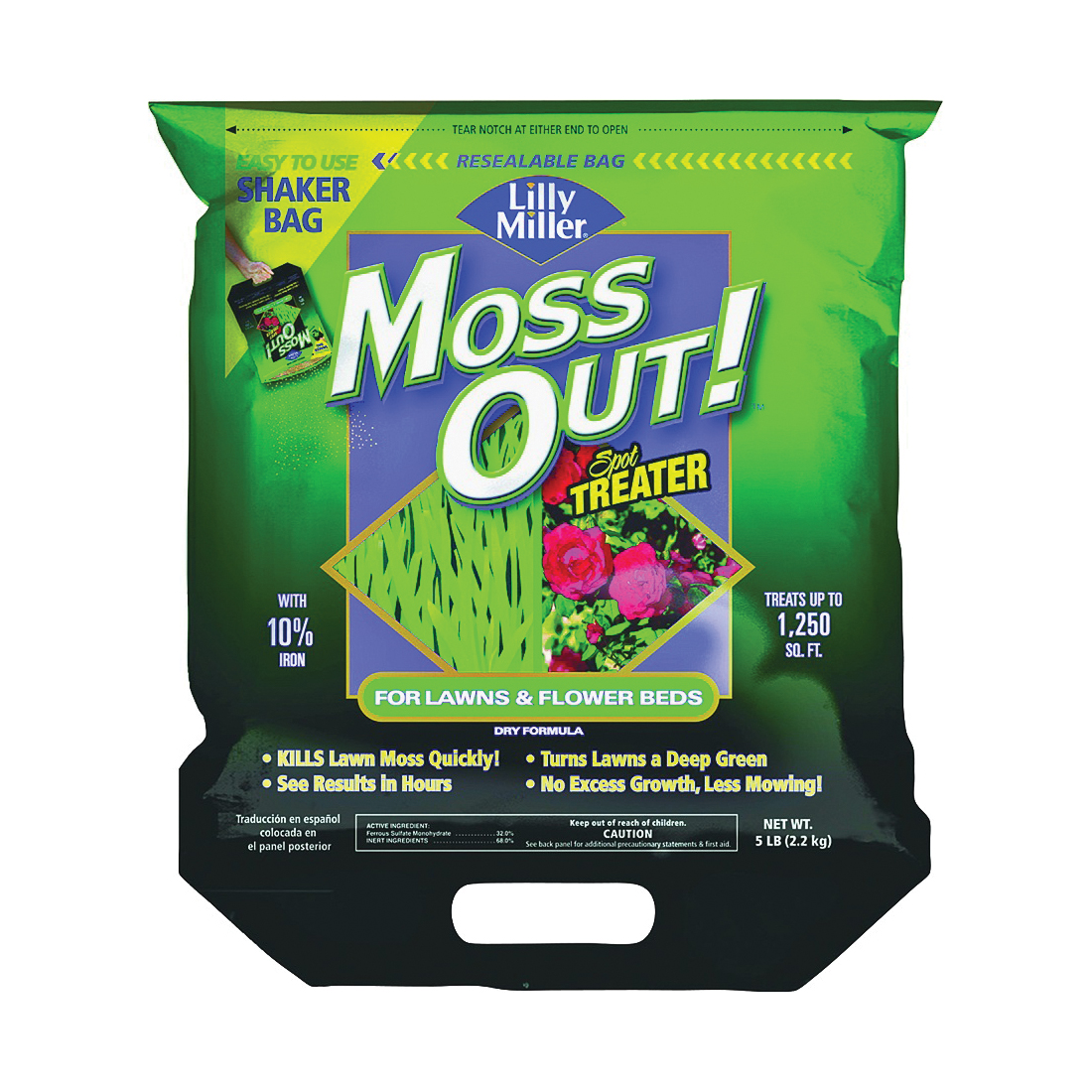 Moss Out! 100099159