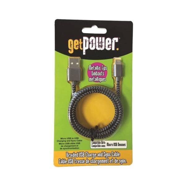 GetPower GP-USB-BRM