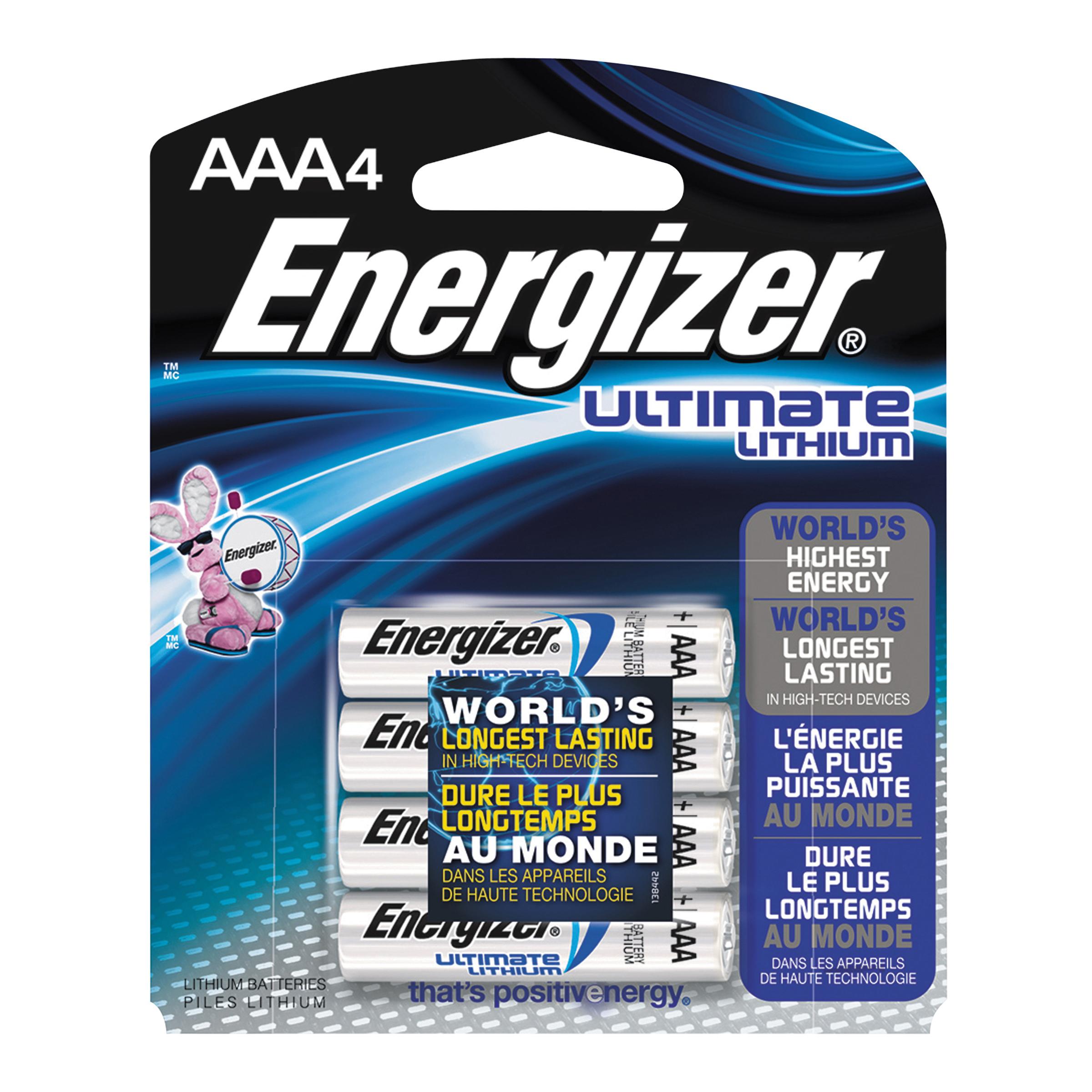 Energizer L92BP-4