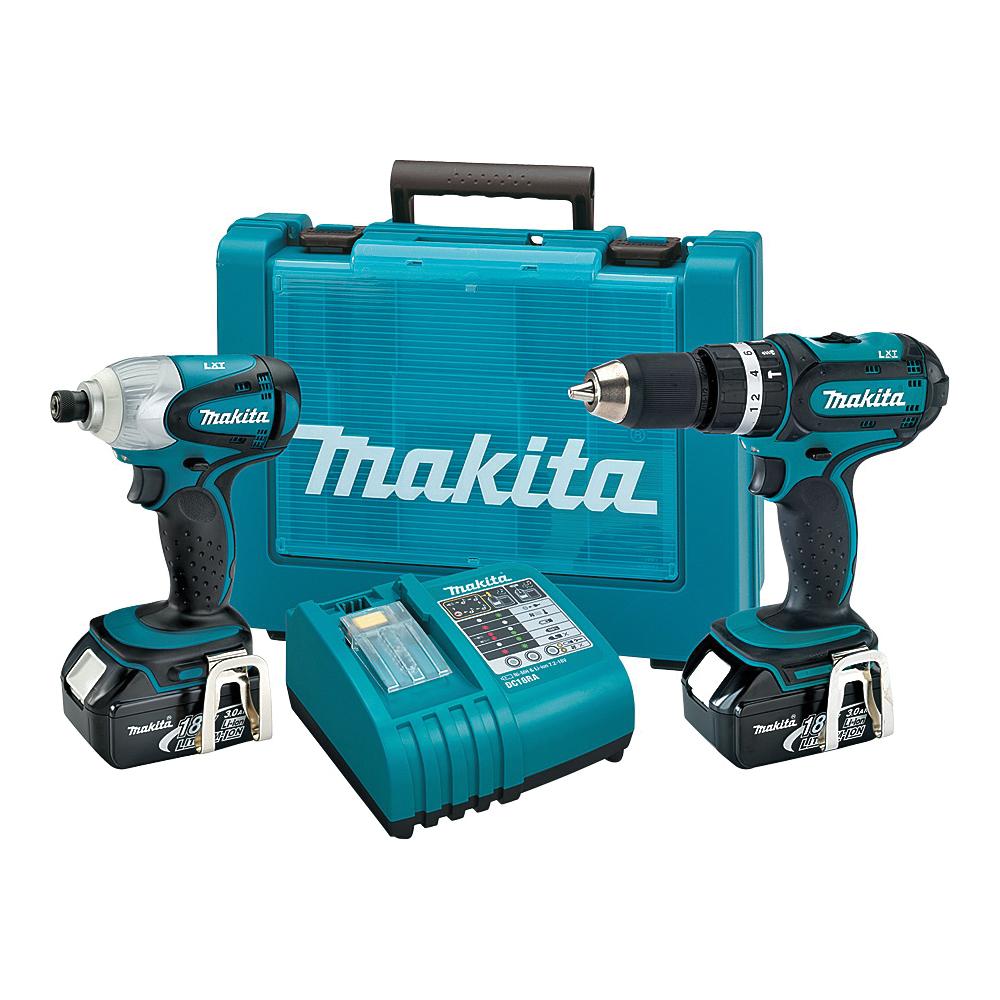 Makita XT261M/XT211MB